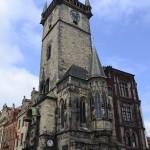 Tour et horloge astronomique