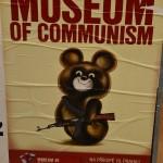 Une affiche pour le musée du communisme