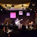 Le concert de jazz