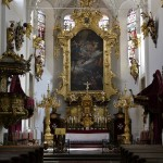 Une des nombreuses églises baroques de la ville