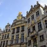 Une façade la Grand-Place de Bruxelles