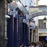 Les bars du Délirium Café