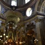 Les églises baroques sont ici aussi impressionnantes