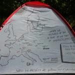La fameuse tente