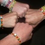 Les bracelets surpuissants.